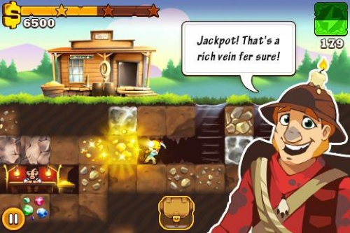 California Gold Rush! Android