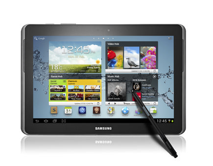 GALAXY Note 10.1 Product Image 2
