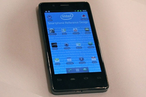 Intel Android 4