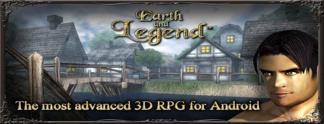 Earth And Legend - RPG