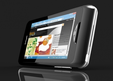 xpPhone2 - cмартфон на Windows 7