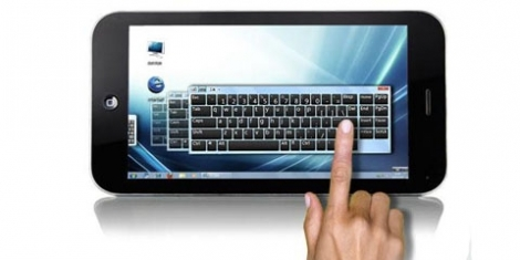 """Обзор планшета 10.2"""" Capacitive Touch Screen Tablet PC with 2GB RAM 320GB Hard Disk WiFi Webcam Windows 7"""