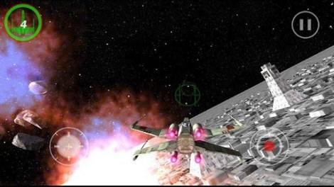 Star Wars Rebel Attack 2 на Android