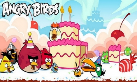 Angry Birds: Birthday Party