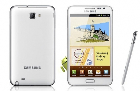 Анонс Android 4.0.3 на Samsung Galaxy Note