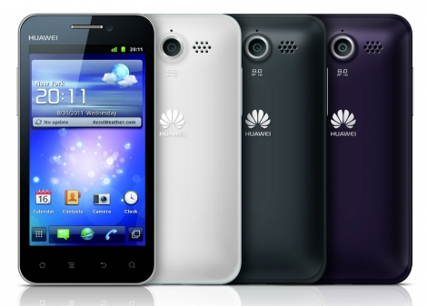 Huawei M886 Glory на базе ОС Android