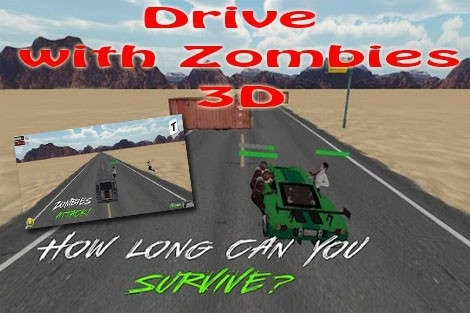 Drive with Zombies 3D