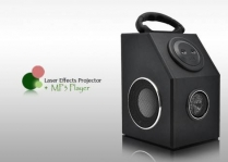 Laser Effects Projector + MP3 Player