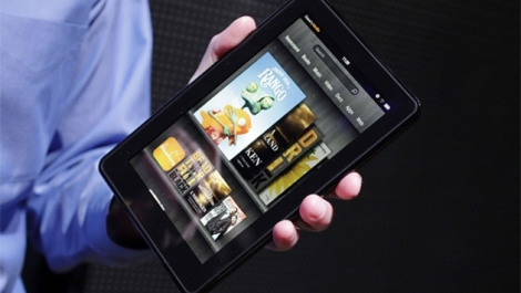 Kindle Fire получил Android 4.0