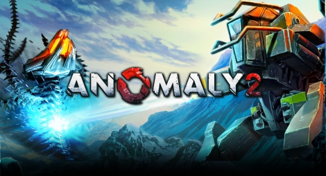 Anomaly 2 - Мегакрутая tower defence